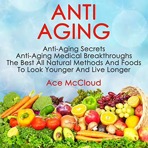 Anti-Aging audiobook cover art