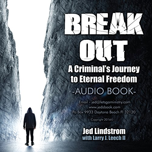 Break Out audiobook cover art