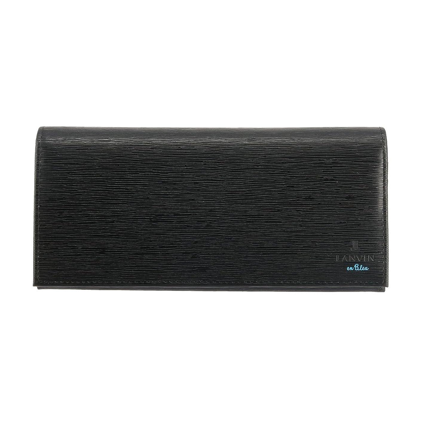 騒々しい邪魔するパスポート[ランバン オン ブルー] 長財布 バンパーカー メンズ 569604
