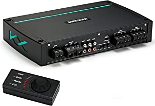 Kicker 44KXMA8005 Marine Audio 5 Channel Sub & Speaker Amp Amplifier KXMA800.5 (Renewed)
