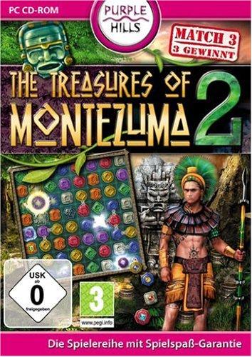Treasure of Montezuma 2 [Importación alemana]