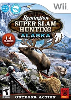 Remington Super Slam Hunting Alaska Wii by Mastiff [並行輸入品]
