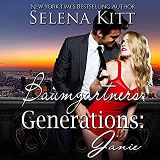 Baumgartner Generations: Janie audiobook cover art