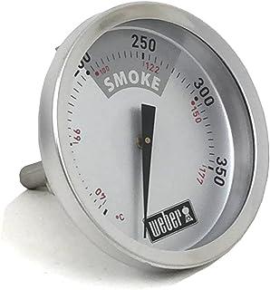 "Weber 63029 Temperature Gauge for 22.5"" Smokey Mountain Cooker"