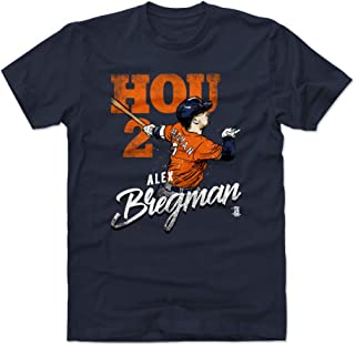 500 LEVEL Alex Bregman Shirt - Houston Baseball Men's Apparel - Alex Bregman Team