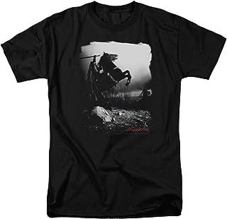 Trevco Men`s Sleepy Hollow Foggy Night Adult T-Shirt