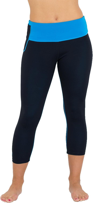 Delfin Spa Women's Bio Energy Exercise Capris