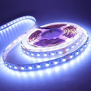 LEDENET RGBW LED Strip 4 Colors in 1 SMD 5050 RGB & Cold White Flex Fairy String Light 10M 600LEDs 24 Volt Tape Lighting (R+G+B+CW)