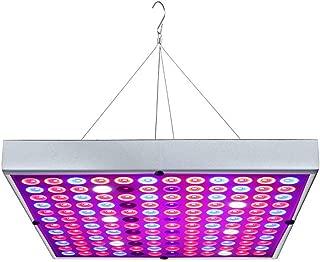 LED Grow Lights for Indoor Plants,Juhefa Panel Grow Lamp Full Spectrum with IR & UV Bulbs for Seedlings,Micro Greens,Clones,Succulents,Flowers