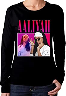 Adsfghre Woman's Aaliyah Long Sleeve T-Shirts
