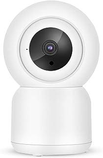CCTV Smart Wireless WiFi-verbindingscamera Nachtzichtmonitor Home Security met Tuya voor binnenbeveiliging(U.S. regulations)