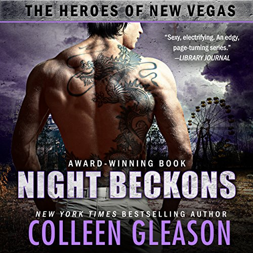 Night Beckons audiobook cover art