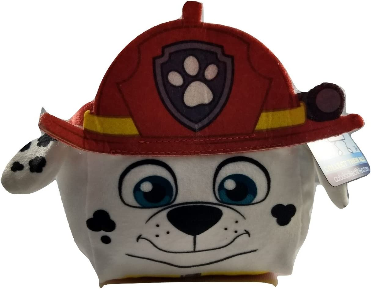 Cubd Collectibles Plush Mini Ranking TOP12 Travel Pillow Paw Patrol Marshall Max 40% OFF