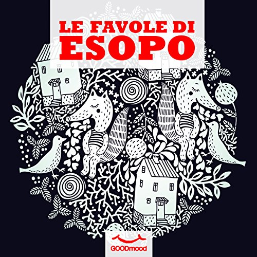 Le favole di Esopo audiobook cover art