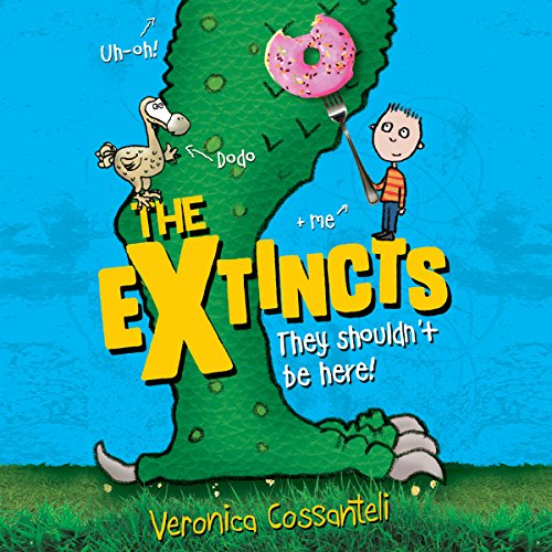 The Extincts cover art