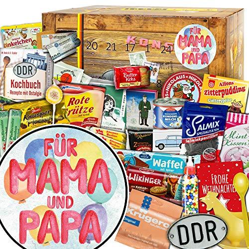Für Mama & Papa   Adventskalender Ostalgie   Adventskalender Nostalgisch Schokolade Adventskalender Nostalgisch 2018 Nostalgie Adventskalender 2018 Nostalgie Adventskalender Erwachsene