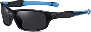 SKILEC Gafas de Sol Hombre Mujer Polarizadas TR90 - Gafas Running, Gafas Ciclismo Hombre ideales para Deporte, MTB, Golf, Bicicleta Gafas de Sol Deportivas Protección 100% UV400