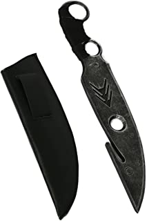 Destiny Dagger Cosplay Hunter Knife Game Accessories Resin Silver for Men