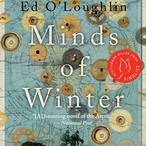 Minds of Winter audiobook cover art