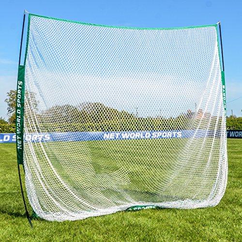 FORB Tragbares Golfnetz 2,13m x 2,13m – Garten Golfnetz- Tragetasche Wird enthalten