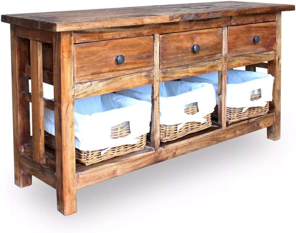 Unfade Memory Sideboard Wooden Kitchen Buffet Di for Cabinet Bar Al sold out. SALENEW very popular!