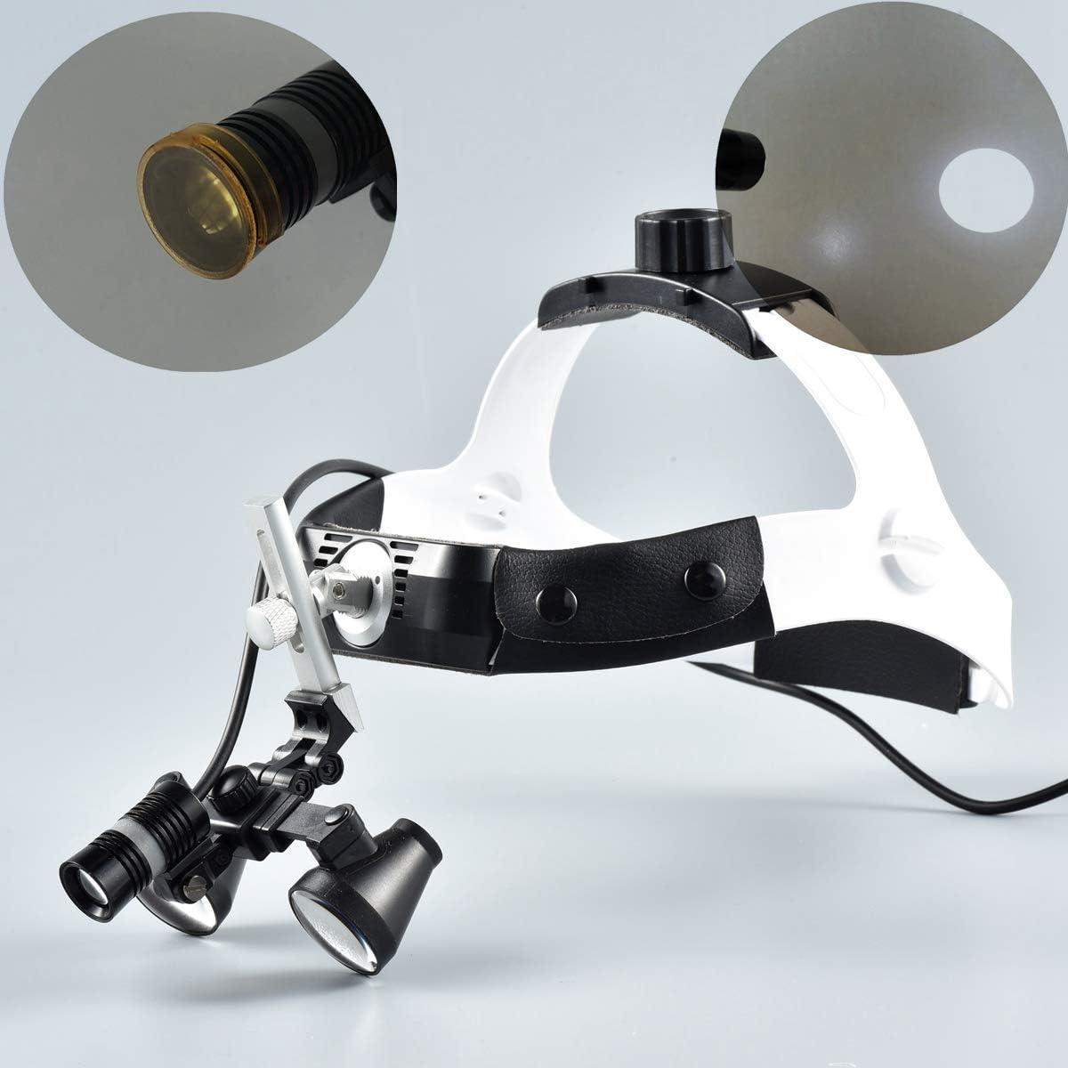 specialty shop Songzi Optics 2.5X 3X 3.5X Medical Selling and selling S Binocular Headband Optional