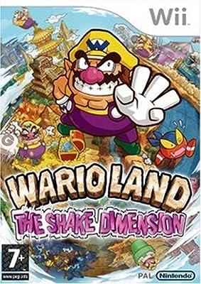 Wario Land: The Shake Dimension (Wii)