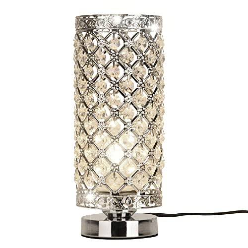 Surpars House Pull Chain Metal Accent Table Lamps