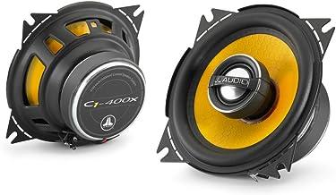 JL Audio C1-400 x 4 2-Way Coaxial Car Audio Speakers photo