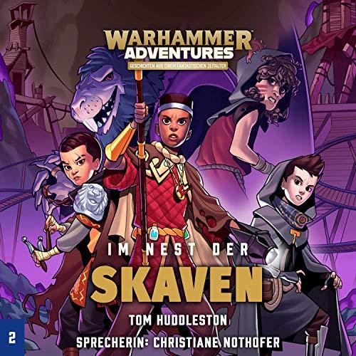 Im Nest der Skaven: Warhammer Adventures - Die Acht Reiche 2