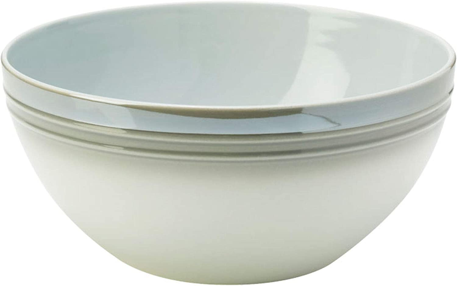Discount is also Manufacturer direct delivery underway Mikasa Elura Gray 9-Inch Serving Bowl