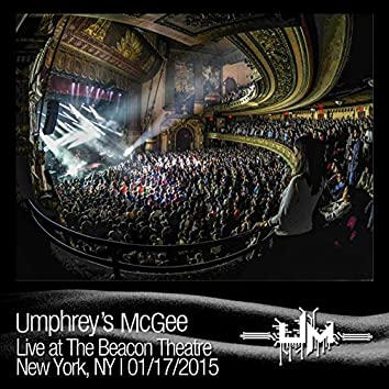Live at the Beacon Theatre 1.17.15