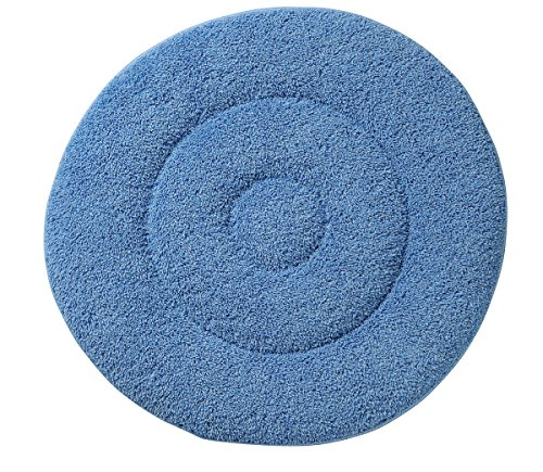 Glit/Microtron 404779 Microfiber Carpet Cleaning Bonnet Pad, 19