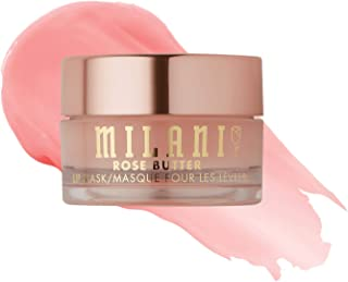 Milani Rose Butter Lip Mask - Overnight Lip Mask to Moisturize and Condition Lips