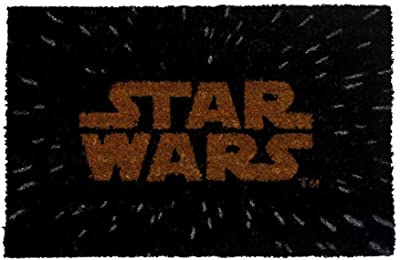 Pyramid America Star Wars Logo Movie Doormat inch