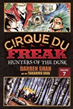 Hunters of the Dust (Cirque Du Freak: Saga of Darren Shan) by Darren Shan (2010-10-26)