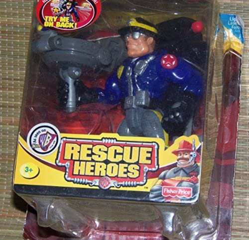 Rescue Heroes Night Patrol Willy Stop by Rescue Hero