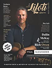 Lifoti Magazine: Paul Alexander Low Cover Issue 19 August 2021