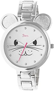 Mignonne Mouse Face Dial Quartz Watch