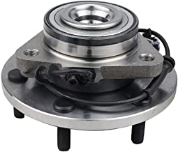 CRS NT515066 New Wheel Bearing Hub Assembly, Front Driver (Left)/ Passenger (Right), for 2004-2007 INFINITY QX56, 2004-2007 NISSAN TITAN/ARMADA/PATHFINDER ARMADA, 2WD/ 4WD