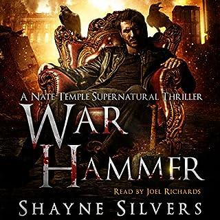 War Hammer cover art