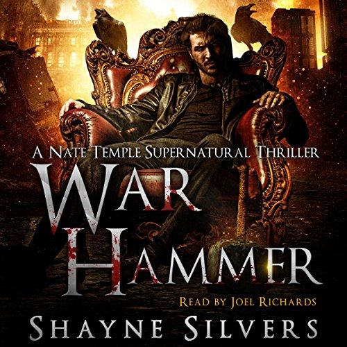 War Hammer audiobook cover art