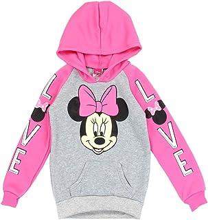 787660f81 Amazon.com  Minnie Mouse Girls  Hoodies   Sweatshirts