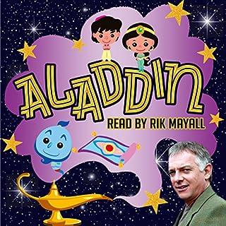 Aladdin cover art
