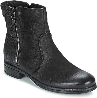 mejor calidad DREAM DREAM DREAM IN verde AKSANA Botines Low botas Mujeres Negro botas de caa Baja  orden en línea