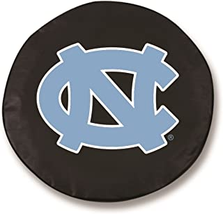 NORTH CAROLINA TAR HEELS  RUBBER CAR COASTERS SET 2 ACC
