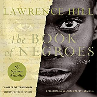 Page de couverture de The Book of Negroes