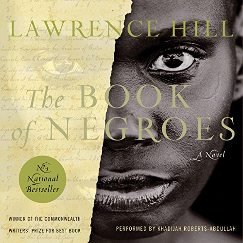 The Book of Negroes audiobook cover art