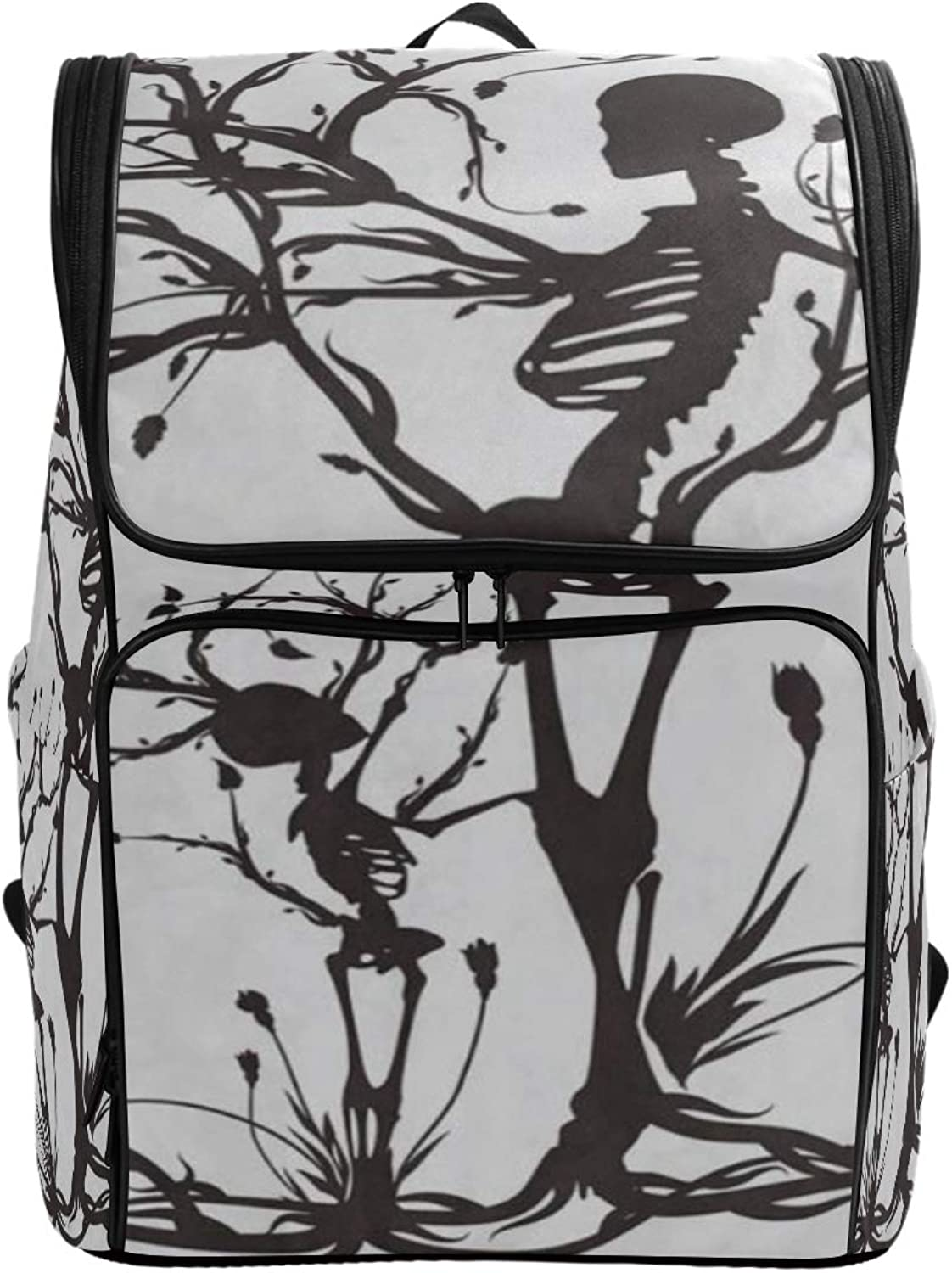 d4eb961e25ca Travel Sugar Tree Floral College Backpack for Men Big Hunting ...