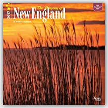 Majesty of New England, The 2017 Square (Multilingual Edition)